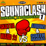 Soundclash Superstar Producers: Round 1