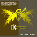 VARIOUS - DubKraft Records: The First 3 Years (Front Cover)