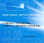 VEZTACCI, Glorio - Old News (remixes) (Back Cover)