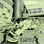 PROJECT ONE - Look Out (Front Cover)