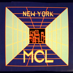 MCL MICRO CHIP LEAGUE - New York (Danvefloor cut) (Front Cover)
