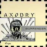 AXODRY - Surrender (Front Cover)