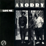 AXODRY - Save Me (Front Cover)