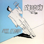 AXODRY - Feel It Right (Electric Track) (Front Cover)