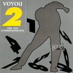 VOYOU - The Ten Commandments: Chapter 1 (Front Cover)