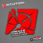 GONCALO M/HUMA NOYD/PRIMUS TECH - #004 (Front Cover)