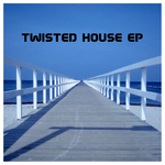 K ALEXI/JIVARO - Twisted House EP (Front Cover)