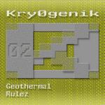 KRY0GENIK - Geothermal Rulez (Front Cover)