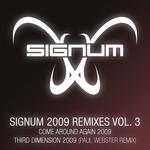 Signum 2009 Remixes: Vol 3