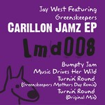 WEST, Jay - Carillon Jamz EP (Front Cover)