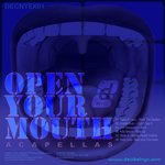 Open Your Mouth (unmixed tracks)