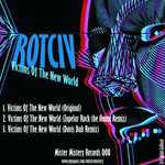 ROTCIV - Victims Of The New World (Back Cover)