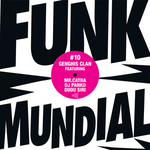 GENGHIS CLAN - Funk Mundial #10 (Front Cover)