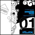 HOWARD SESSIONS/MAKKA - Open For Business EP (Back Cover)
