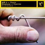 AIR J/SINECORE - Peace (Front Cover)