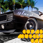 GLOCAL/SUNTRAXX - Copa's Muscle Car (Front Cover)