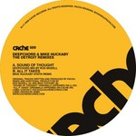 DEEPCHORD/MIKE HUCKABY - The Detroit Remixes (Front Cover)