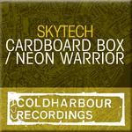 Cardboard Box/Neon Warrior