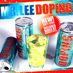 MR LEE - Doping (Front Cover)
