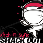 KITCH N SYNC - Shack Out (Front Cover)
