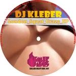 DJ KLEBER - London Squat Crazy EP (Back Cover)