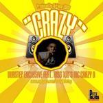 DJ ENME feat MC CRAZY D - Crazy (Front Cover)