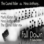 CAMEL RIDER, The vs NINO ANTHONY feat SUSU BOBIEN - Fall Down (Front Cover)