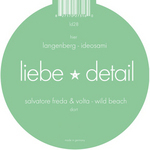 FREDA, Salvatore & VOLTA/LANGENBERG - Wild Beach / Ideosami (Front Cover)