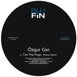 CAN, Ozgur - Turn The Page (Front Cover)