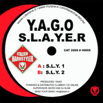 YAGO - Slayer (Front Cover)