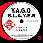 YAGO - Slayer (Back Cover)