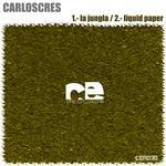CARLOSCRES - Just Two EP (Front Cover)