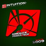 GONCALO M/PRIMUS TECH - #009 (Front Cover)