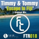 TIMMY & TOMMY - Escape To Fiji (Front Cover)
