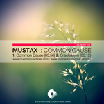 MUSTAX - Common Cause (Front Cover)