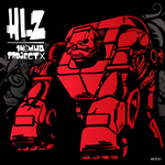 HLZ - 140 Dub / Project X (Front Cover)