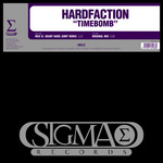 HARDFACTION - Timebomb (Front Cover)