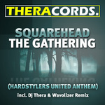 SQUAREHEAD - The Gathering (Front Cover)
