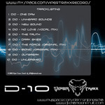 D10 - The Unheard Sounds (Back Cover)