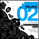 HOWARD SESSIONS/MAKKA - Welcome To Our House EP (Back Cover)