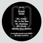 D LINER - Fields (Front Cover)