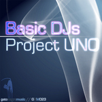 BASIC DJS - Project Uno (Front Cover)
