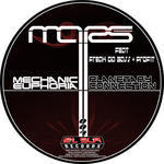 MARS/FREAK - Mechanic Euphoria (Front Cover)