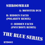 SHROOMBAB - The Blue Series (Front Cover)