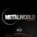 FORZA - Metalworld (remixes) (Front Cover)
