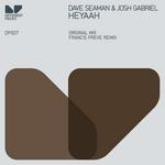 SEAMAN, Dave/JOSH GABRIEL - Heyaah (Front Cover)