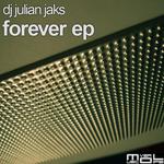 DJ JULIAN JAKS - Forever EP (Front Cover)
