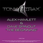 HAMLETT, Alex/DAVE SPINOUT - The Beginning (Front Cover)