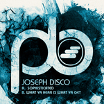JOSEPH DISCO - Sophisticated (Front Cover)