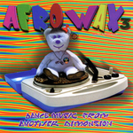 Afrowax: Vol 3 (Dance Music From Another Dimension) (unmixed tracks)